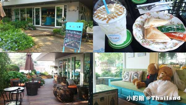 泰國清邁De may coffee house (Nimmanhaemin Soi 15)在寧曼路15巷