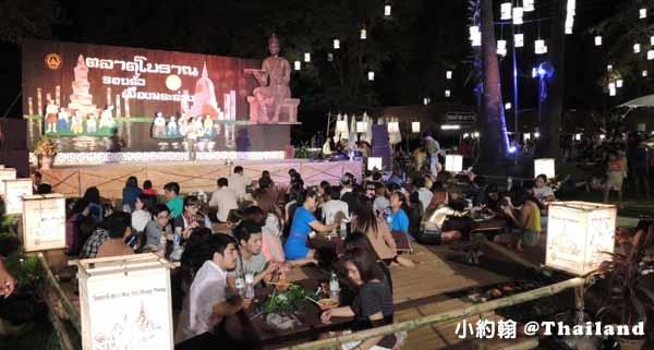 素可泰水燈節煙火秀 Sukhothai 素可泰歷史遺跡公園4.jpg