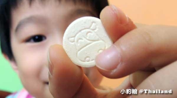 泰國皇家標牛乳片PK 7-11可愛哞牛奶片1