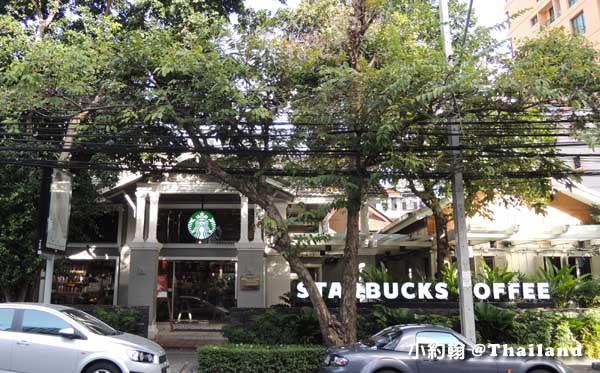 泰國曼谷-Starbucks Coffee星巴克