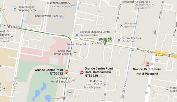 泰國曼谷Centre Point Hotel 帝寶中心飯店集團.jpg