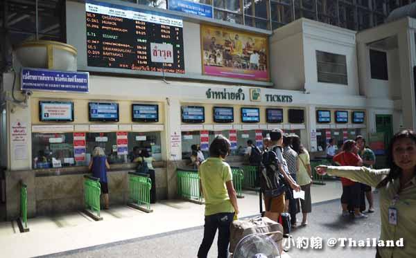 泰國曼谷中央火車站Hua Lamphong華藍蓬火車站2.jpg