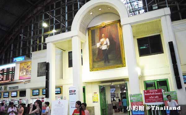 泰國曼谷中央火車站Hua Lamphong華藍蓬火車站4.jpg
