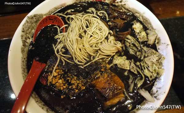 台北美味日本豚王拉麵Ramen Nagi 黑王,豚王都好吃11