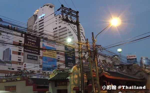 泰國曼谷Centre Point Silom中央帝寶席隆飯店1.jpg