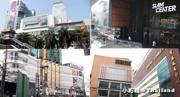 泰國曼谷- 百貨公司