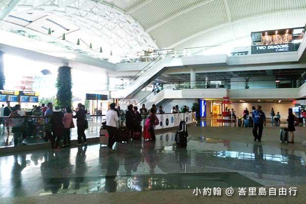 峇里島自由行-Bali Ngurah Rai Airport峇里島國際機場