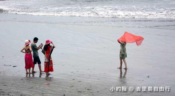 峇里島自由行- kuta beach 庫塔海灘2