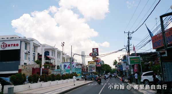 峇里島自由行- Discovery Shopping Mall Jl. Kartika Plaza