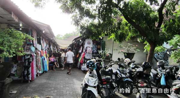 峇里島自由行- Jalan Kuta Art Market