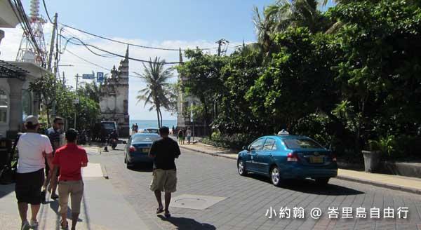 峇里島自由行- Di Pantai Kuta庫塔海灘