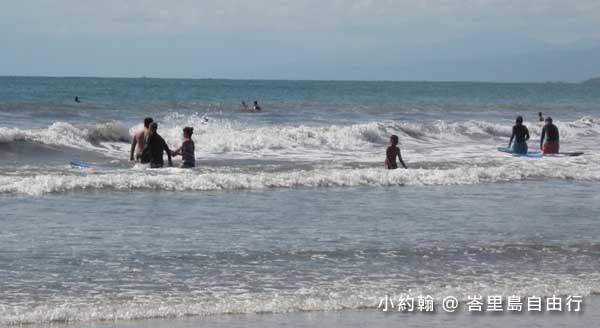 峇里島自由行- Di Pantai Kuta庫塔海灘3