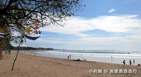 峇里島自由行- Di Pantai Kuta庫塔海灘1