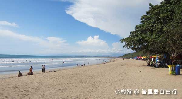 峇里島自由行- Di Pantai Kuta庫塔海灘2