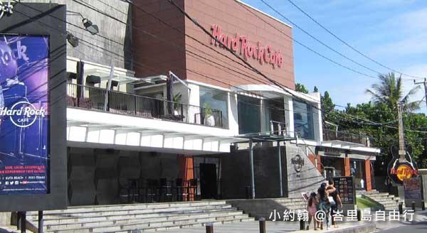 峇里島自由行-Hard Rock Hotel硬石搖滾商店