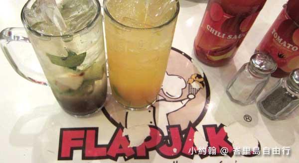 峇里島自由行- Flapjaks Kuta甜點餐廳2