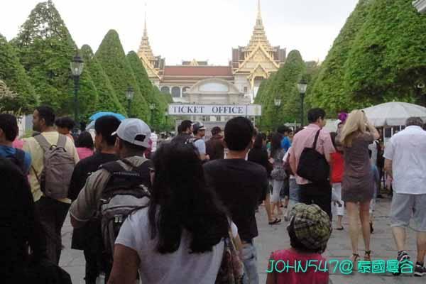 五天四夜泰國自由行行程-大皇宮(Grand Palace)
