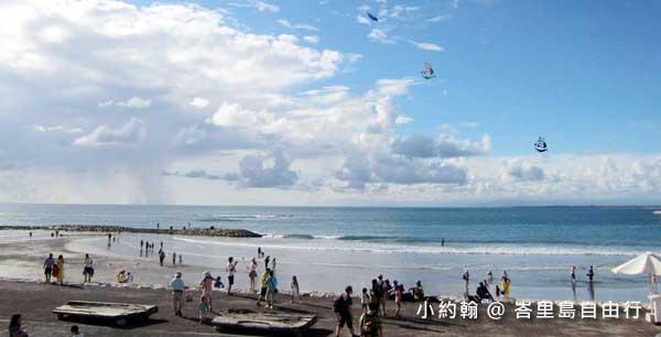 峇里島自由行 kuta beach s