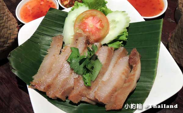 曼谷美食Somtam Nua青木瓜泰式炸雞專賣店@暹羅廣場5.jpg
