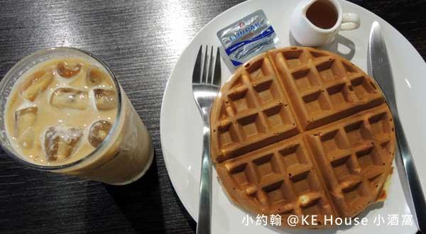 KE House小酒窩超值下午茶套餐咖啡 鬆餅.jpg