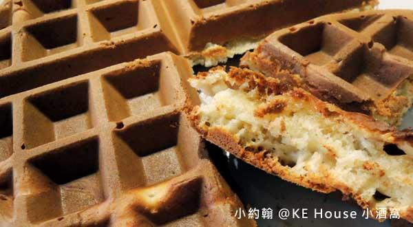 KE House小酒窩超值下午茶套餐咖啡 鬆餅2.jpg