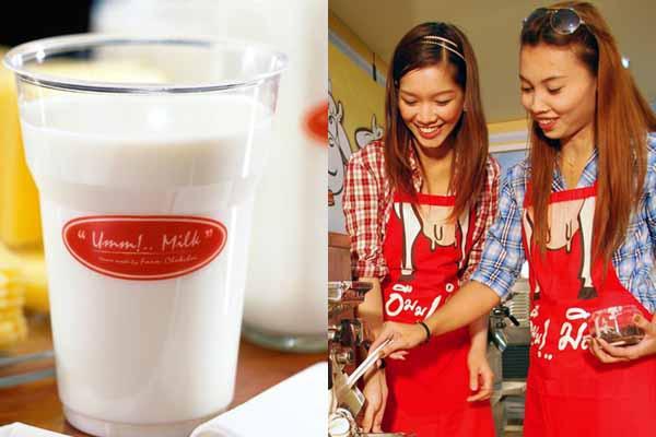 泰國考艾最大畜牧農場 Farm Chokchai 做冰淇淋,騎馬,擠牛奶5.jpg