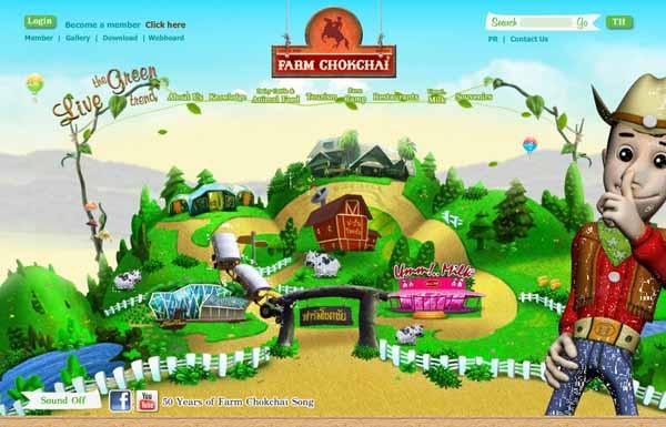 泰國考艾最大畜牧農場 Farm Chokchai 網站.jpg