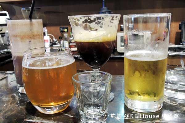 三峽 KE House小酒窩- 喝調酒吧