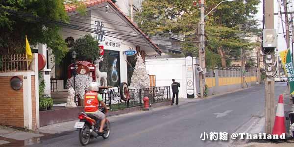 泰國曼谷摩托計程車 Motorcycle Taxi