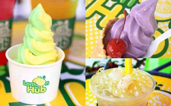 清邁Lemon Hub 哈蜜瓜蛋捲冰淇淋,香香甜甜只要15元.jpg