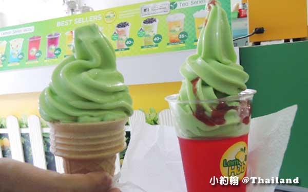 清邁Lemon Hub 哈蜜瓜蛋捲冰淇淋,聖代.jpg