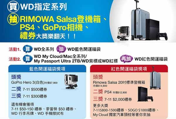 WD硬碟促銷 全球備份日活動 藍色紅色福袋.jpg