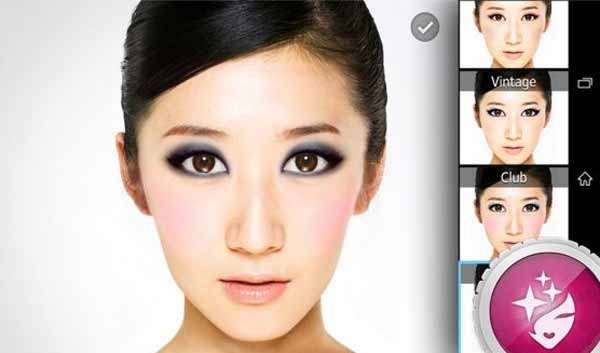 Sony Xperia C3郭雪芙自拍神機 相機使用肖像修飾美化相片.jpg
