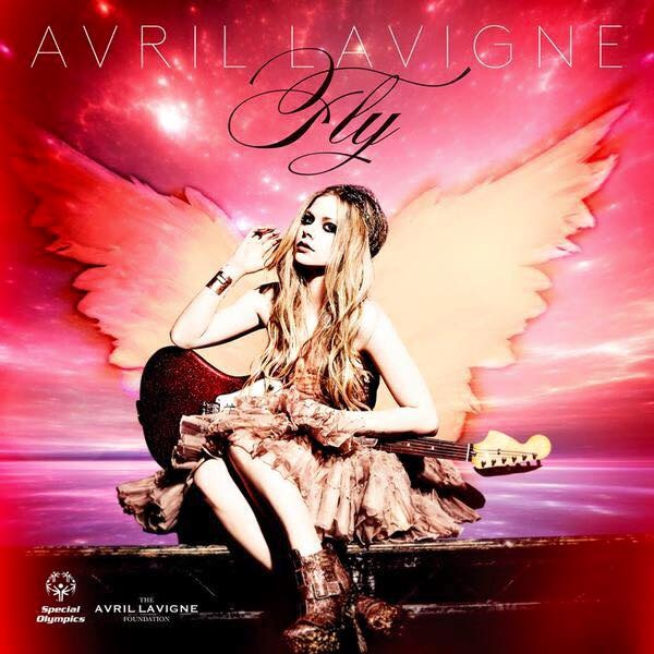 Avril Lavigne - Fly for Special Olympics1.jpg