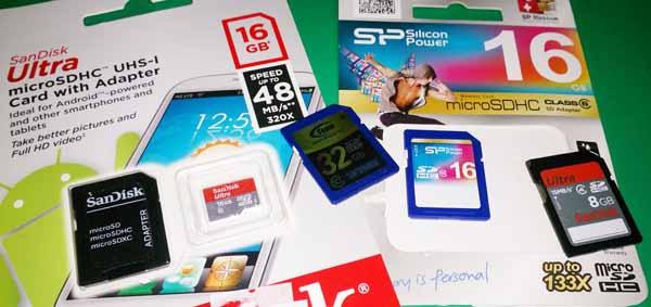 SD卡、micro SD、SDHC、SDXC選購要領 符合SDHC Class 10 規格