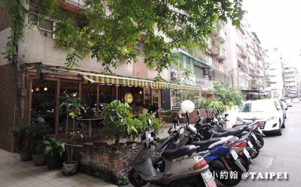 Cafe 515台北東區咖啡515小清新的下午茶@捷運忠孝復興站.jpg