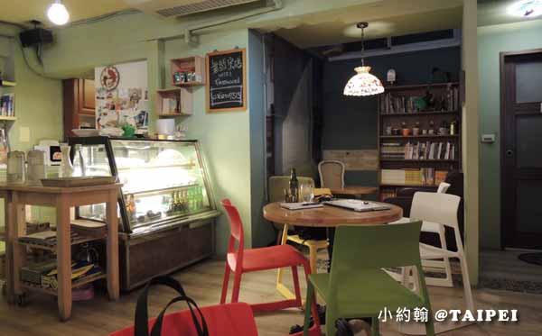 Cafe 515台北東區咖啡515小清新的下午茶@捷運忠孝復興站3.jpg