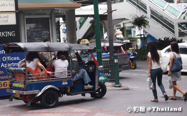 泰國曼谷-嘟嘟車價錢 Tuk tuk