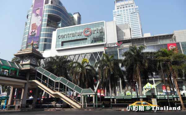 泰國曼谷.Central World中央世界購物中心(尚泰百貨城)