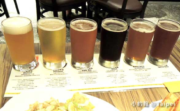 台北Jolly Brewery Restaurant 卓莉手工釀啤酒泰食餐廳beer.jpg