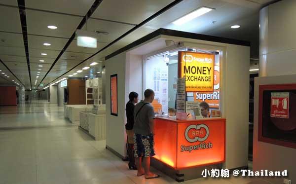 泰國曼谷-Magic Food Point-曼谷機場橘色Super Rich