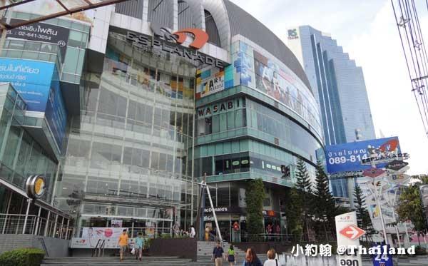 泰國曼谷-泰國七天六夜自由行-Esplanade Shopping Mall