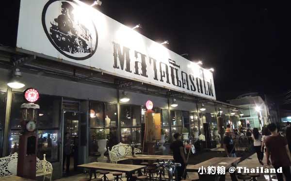 泰國曼谷-泰國七天六夜自由行-Talad Rot Fai Train Market塔拉羅費鐵道夜市.jpg
