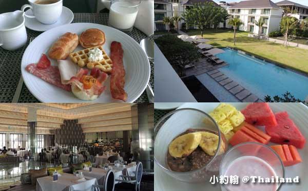 泰國曼谷-泰國七天六夜自由行-U Sathorn Bangkok飯店早餐.jpg