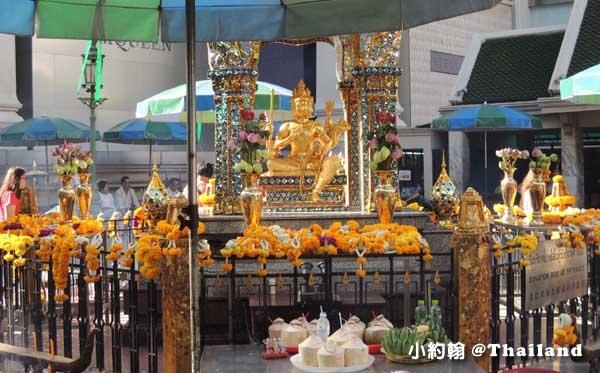 泰國曼谷-泰國七天六夜自由行-參拜四面佛廣場 Erawan Shrine.jpg