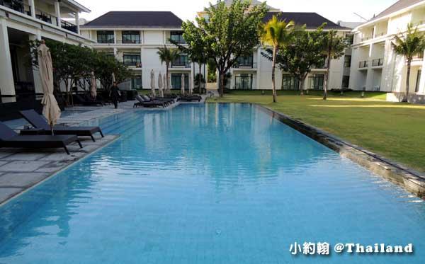 U Sathorn BangkokBoutique Hotel曼谷沙通U渡假村飯店@Lumpini pool.jpg
