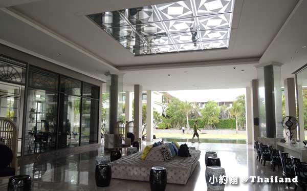 U Sathorn BangkokBoutique Hotel曼谷沙通U渡假村飯店@Lumpini5.jpg