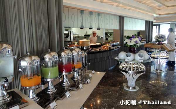 泰國曼谷- U Sathorn Bangkok曼谷沙通U渡假村飯店早餐1.jpg