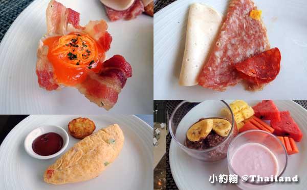 泰國曼谷- U Sathorn Bangkok曼谷沙通U渡假村飯店早餐3.jpg