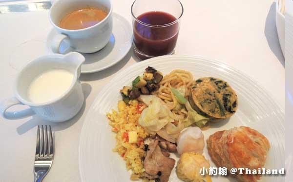 泰國曼谷- U Sathorn Bangkok曼谷沙通U渡假村飯店早餐9.jpg